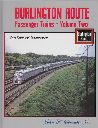 BURLINGTON ROUTE Passenger Trains Vol.2