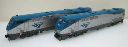P42 LOCOMOTIVE SET Amtrak (P42 #123 Phase�X.P42 #134 Phase �X)